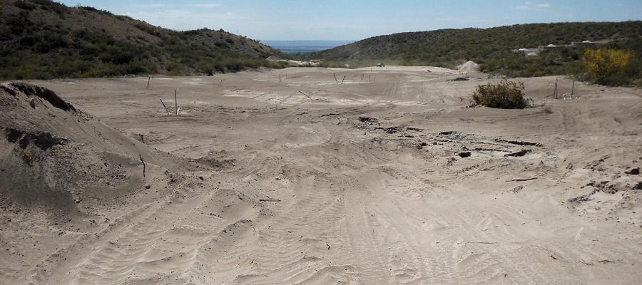 Cesped Golf Los Quebrachos San Luis Nuevos Verdes